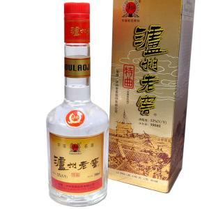 白酒 瀘州老窖 特曲(52度)濃香型 choukyusijou