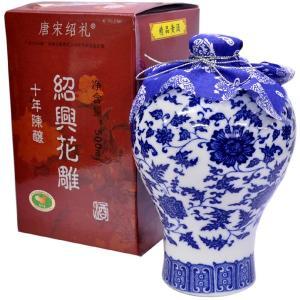 紹興酒 花雕酒(十年陳醸造) choukyusijou