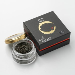 新見フレッシュキャビア(塩分5%)15g 送料別