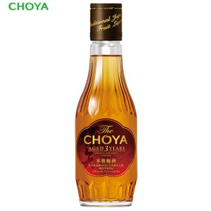 THe CHOYA AGED 3 YEARS(200ml)  【在庫わずか】|choyaan
