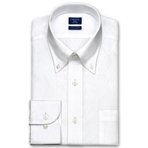 ワイシャツ Yシャツ メンズ 長袖 | CHOYA SHIRT FACTORY | 綿100% 形態安定加工 白ドビー ボタンダウン おしゃれ|choyashirts