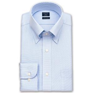 ワイシャツ Yシャツ メンズ 長袖 | CHOYA SHIRT FACTORY | 変形オックスフォード スナップダウンシャツ|choyashirts