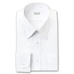 ワイシャツ Yシャツ メンズ 長袖 | ELLE HOMME | 形態安定 白ブロード レギュラーカラーシャツ おしゃれ 父の日 プレゼント ギフト 父親 お父さん|choyashirts
