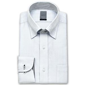 ワイシャツ Yシャツ メンズ 長袖 | LORDSON | 形態安定加工 ドビーチェック スナップダウン おしゃれ 父の日 プレゼント ギフト 父親 お父さん|choyashirts