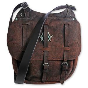 【Ace Metal Works エースメタルワークス BAG バッグ 鞄】WWI USキャバルリーメールバッグ/カウハイド【送料無料】|chrono925