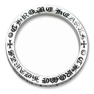 【CHROME HEARTS クロムハーツ Ring リング】スペーサー/3.0mmリング/CH FU w/ダイヤモンド【送料無料】|chrono925