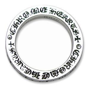 【CHROME HEARTS クロムハーツ Ring リング】スペーサー/3.0mmリング【ニューヨーク限定】【送料無料】|chrono925