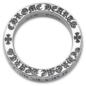 【CHROME HEARTS クロムハーツ Ring リング】スペーサー/6.0mmリング/フォーエバー【送料無料】|chrono925