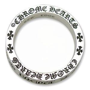 【CHROME HEARTS クロムハーツ Ring リング】スペーサー/6.0mmリング/ファックユー【送料無料】|chrono925