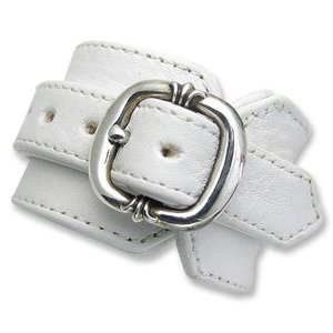 【CHROME HEARTS クロムハーツ Bracelet ブレスレット】R&Rレザーブレスレット/V1【送料無料】|chrono925