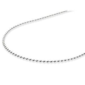 【CHRONO クロノオリジナル Necklace ネックレス】オリジナルボールチェーン/20インチ|chrono925
