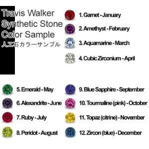 TRAVIS WALKER/DOUBLE CROSS(トラヴィスワーカー/ダブルクロス):Stone Custom/Crescent Moon Charm(ストーンカスタム/クレセントムーンチャーム)|chrono925