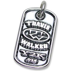 TRAVIS WALKER/DOUBLE CROSS(トラヴィスワーカー/ダブルクロス):Tribal Cross Dog Tag(トライバルクロスドッグタグ)|chrono925
