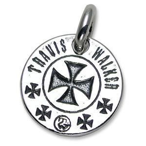 TRAVIS WALKER/DOUBLE CROSS(トラヴィスワーカー/ダブルクロス):Surfers Cross Dog Tag(サーファーズクロスドッグタグ)|chrono925