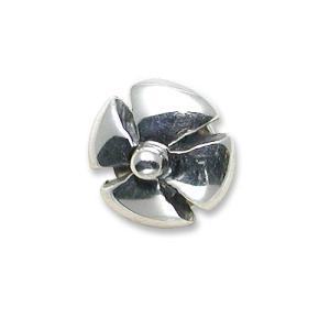 TRAVIS WALKER/DOUBLE CROSS(トラヴィスワーカー/ダブルクロス):Cross Stud Earring(クロススタッドイヤリング)|chrono925