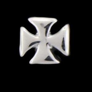 TRAVIS WALKER/DOUBLE CROSS(トラヴィスワーカー/ダブルクロス):Outlaw Stud Earring(アウトロースタッドイヤリング)|chrono925