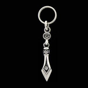 TRAVIS WALKER/DOUBLE CROSS(トラヴィスワーカー/ダブルクロス):Outlaw Spear Key Chain(アウトロースピアキーチェーン)|chrono925