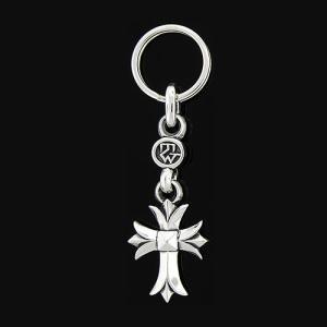 TRAVIS WALKER/DOUBLE CROSS(トラヴィスワーカー/ダブルクロス):Sacred Cross Key Chain(セイクリッドクロスキーチェーン)|chrono925