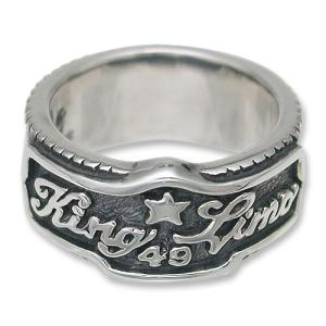KING LIMO(キングリモ):KL Emblem Ring(KLエンブレムリング)|chrono925