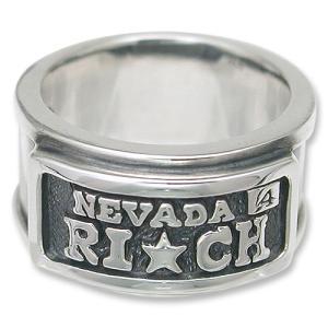 KING LIMO(キングリモ):Rich Plate Ring(リッチプレートリング)|chrono925
