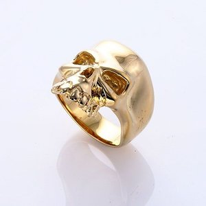 KING LIMO(キングリモ):Rooster Ring/18K Gold Plate(ルースターリング/18Kゴールドプレート)|chrono925|03