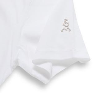 【maxsix マックスシックス Tシャツ】3DミッキーTシャツ/ホワイト【タッドポリード限定】|chrono925|04