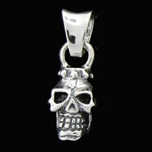 TRAVIS WALKER/DOUBLE CROSS(トラヴィスワーカー/ダブルクロス):Skull Pendant(スカルペンダント) chrono925