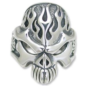 TRAVIS WALKER/DOUBLE CROSS(トラヴィスワーカー/ダブルクロス):Flame Demon Ring(フレイムデーモンリング)|chrono925