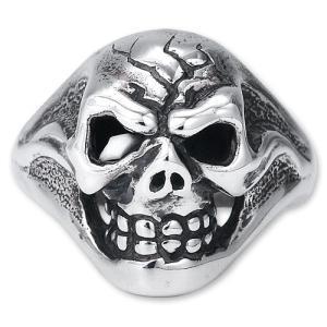 TRAVIS WALKER/DOUBLE CROSS(トラヴィスワーカー/ダブルクロス):Ghost Skull Ring(ゴーストスカルリング)|chrono925