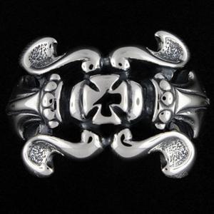 TRAVIS WALKER/DOUBLE CROSS(トラヴィスワーカー/ダブルクロス):Trident Ring(トライデントリング)|chrono925