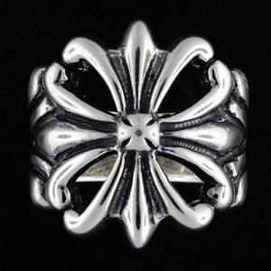 TRAVIS WALKER/DOUBLE CROSS(トラヴィスワーカー/ダブルクロス):Regal Cross Ring(リーガルクロスリング)|chrono925