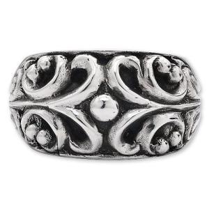 STANLEY GUESS(スタンリーゲス):Rimmed Filigree Ring(リムドフィリグリーリング)|chrono925
