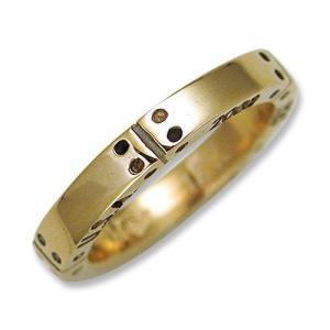 STANLEY GUESS(スタンリーゲス):Armor Spacer Ring/18K Gold(アーマースペーサーリング/18Kゴールド)|chrono925
