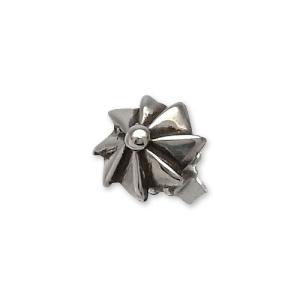STANLEY GUESS(スタンリーゲス):Fan Button Earring(ファンボタンイヤリング)|chrono925