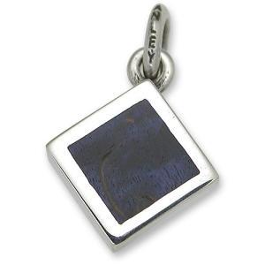 STANLEY GUESS(スタンリーゲス):Diamond Wood Pendant(ダイヤモンドウッドペンダント) chrono925