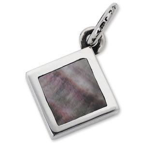 STANLEY GUESS(スタンリーゲス):Diamond Shell Pendant(ダイヤモンドシェルペンダント) chrono925