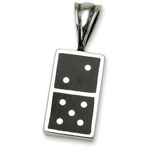 STANLEY GUESS(スタンリーゲス):Domino Pendant(ドミノペンダント) chrono925