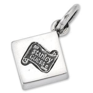 STANLEY GUESS(スタンリーゲス):Diamond Logo Pendant(ダイヤモンドロゴペンダント)|chrono925