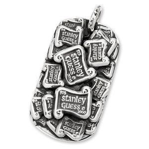 STANLEY GUESS(スタンリーゲス):Multi Large Logo Dog Tag/Large(マルチラージロゴドッグタグ/ラージ)|chrono925