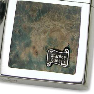 STANLEY GUESS(スタンリーゲス):Option Small Logo Inlaid(オプションスモールロゴインレイド)|chrono925