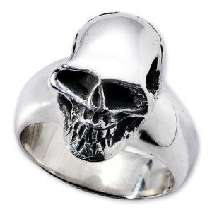 STANLEY GUESS(スタンリーゲス):Large Skull Ring(ラージスカルリング)|chrono925