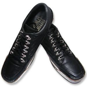 STANLEY GUESS(スタンリーゲス):Skull Grommet&SG Label Installed on Shoes(スカルグロメット&SGレーベルインストールドオンシューズ)|chrono925
