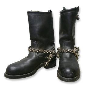 STANLEY GUESS(スタンリーゲス):Fully Loaded Skull Boots/1 Pair(フリーローデッドスカルブーツ/1ペア)|chrono925