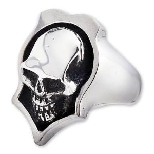 STANLEY GUESS(スタンリーゲス):Guitar w/Large Skull Ring(ギターw/ラージスカルリング)|chrono925