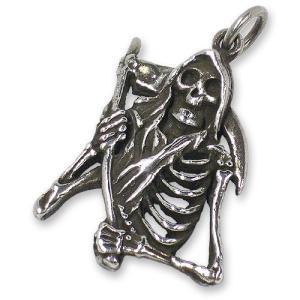 STANLEY GUESS(スタンリーゲス):Grim Reaper Pendant(グリムリーパーペンダント)|chrono925