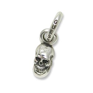 STANLEY GUESS(スタンリーゲス):Double Tiny Skull Pendant(ダブルタイニースカルペンダント)|chrono925