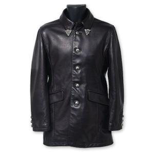 STANLEY GUESS(スタンリーゲス):Custom Leather Coat 01(カスタムレザーコート01)|chrono925