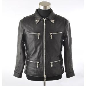 STANLEY GUESS(スタンリーゲス):Custom Leather Jacket 02(カスタムレザージャケット02)|chrono925