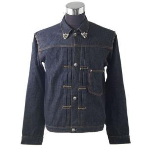 STANLEY GUESS(スタンリーゲス):Custom Denim Jacket 02(カスタムデニムジャケット02)|chrono925
