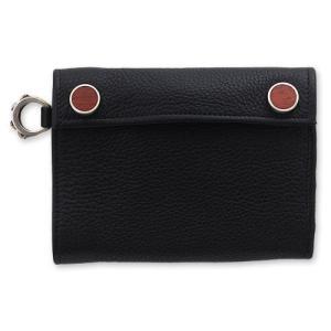 STANLEY GUESS(スタンリーゲス):2 Wood Button Wallet w/Skull D Ring(2ウッドボタンウォレットw/スカルDリング)|chrono925